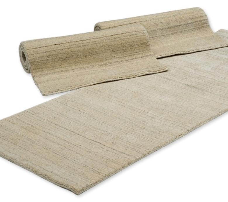 Wool Sand Natural Ivory