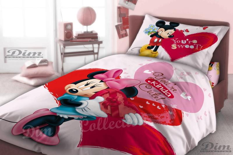 Κουβερλί Disney Minnie 550 Dim Collection