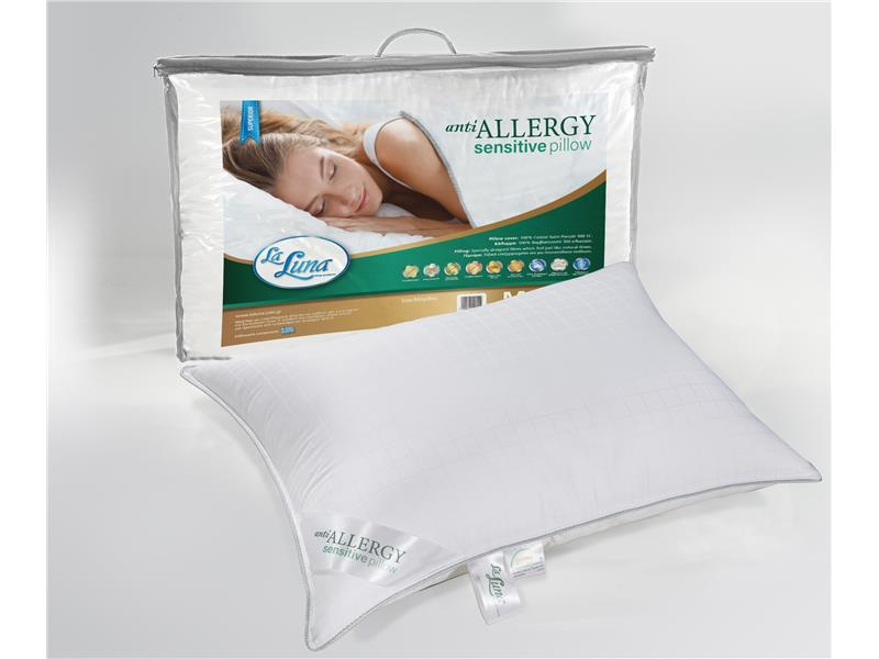 Μαξιλάρι La Luna Anti-Allergy Sensitive Pillow
