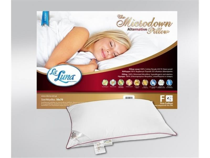 Μαξιλάρι La Luna The Microdown Alternative Pillow Firm