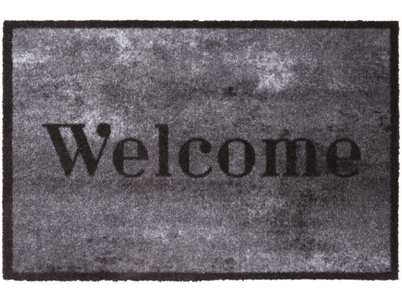 Ποδόμακτρο Prestige 037 Welcome Concrete