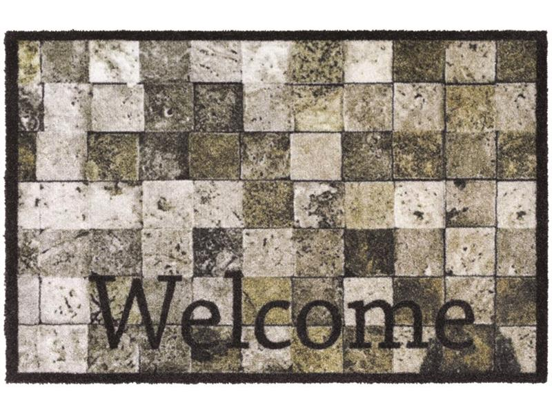 Ποδόμακτρο Prestige 032 Welcome Tiles