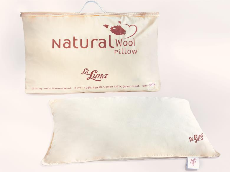Μαξιλάρι La Luna Wool Pillow Medium